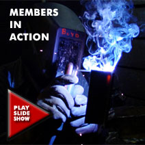Members in Action slideshow