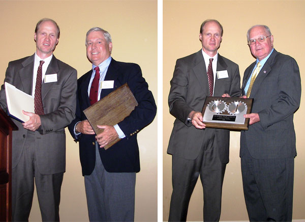 2008 Winners: Smith and Larkin