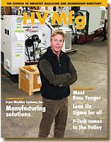 HV Mfg magaine - Spring 2014