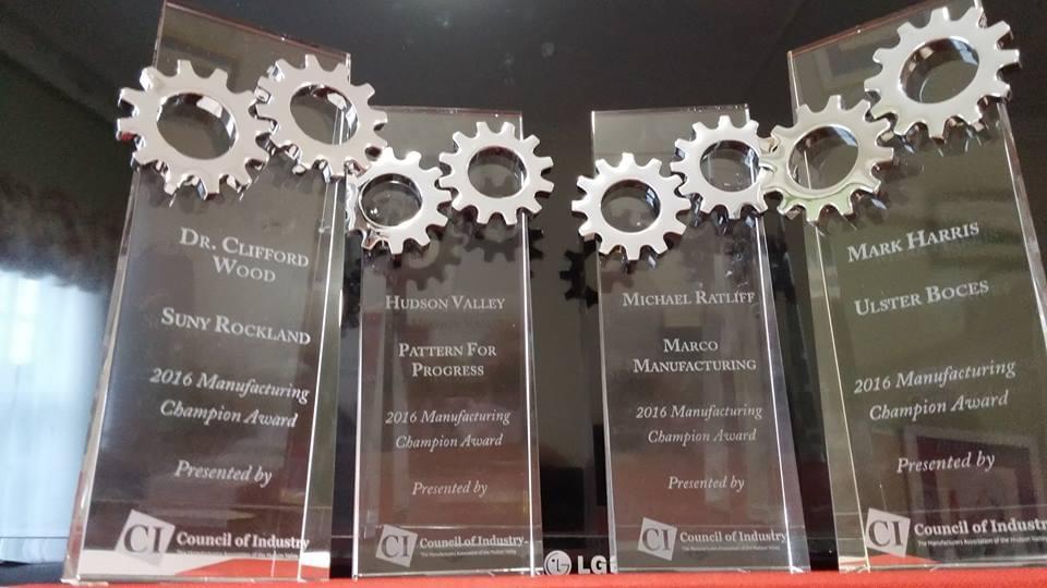 manufacturing champion award