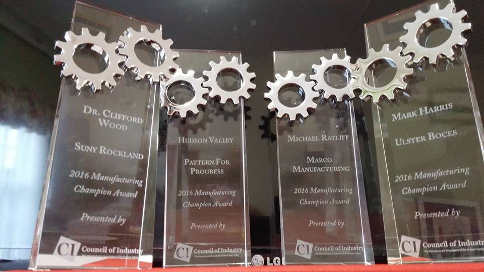 manufacturing champion award