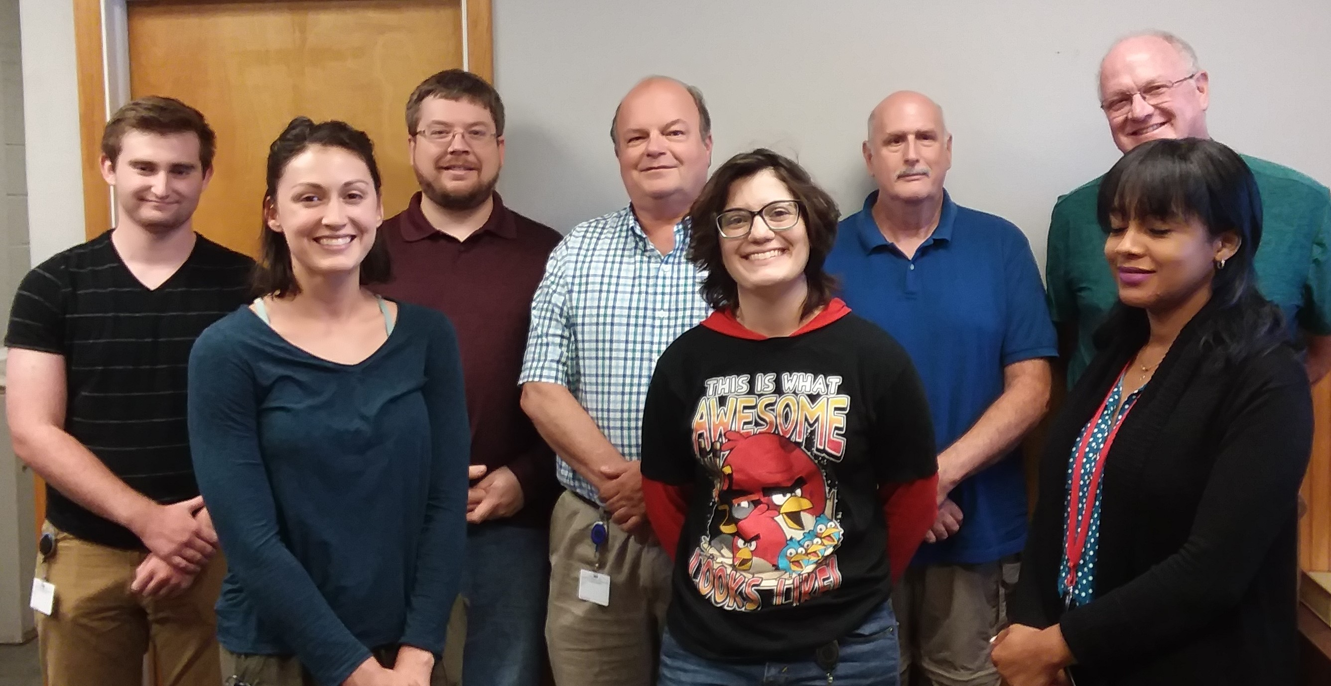 Fair-Rite Products new hires