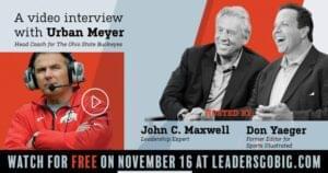 Leadership GoBig podcast