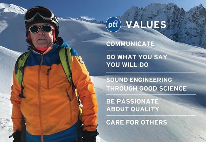 PTI values