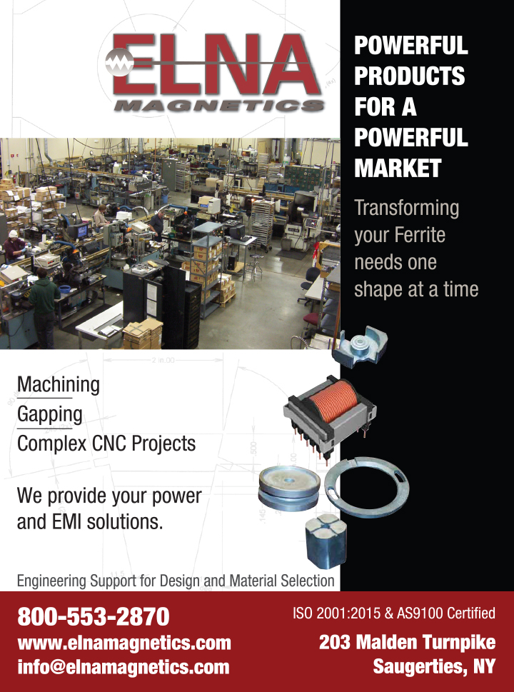 Visit Elna Magnetics