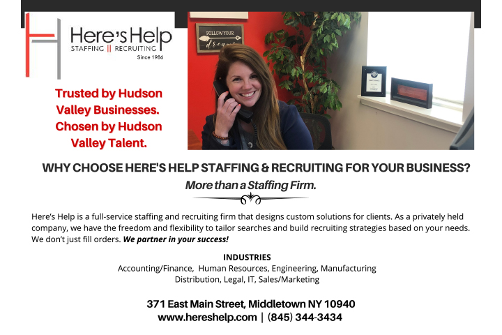 visit Here's Help Staffing and Recruiting
