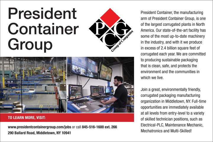 Visit President Container Group