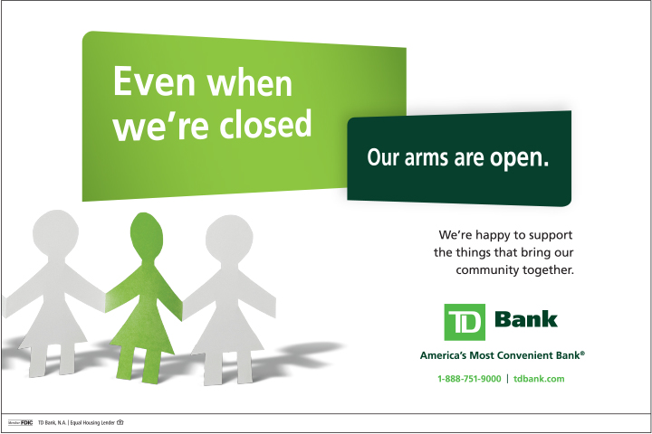 Visit TD Bank