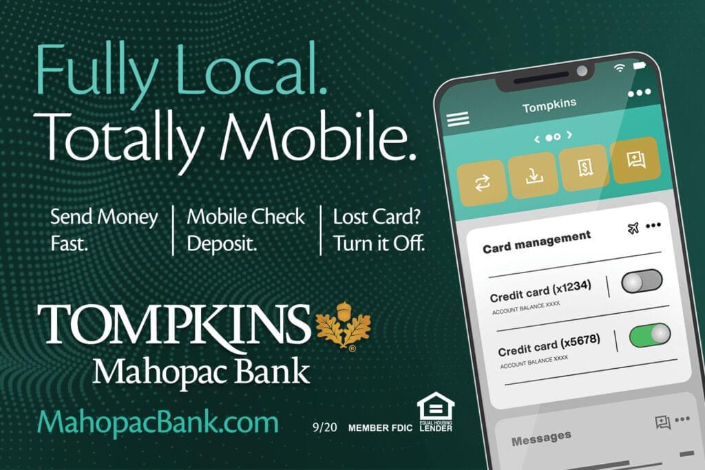 Visit Tompkins Mahopac Bank