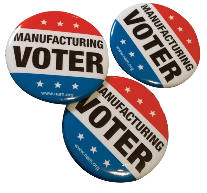 manufacturing voter