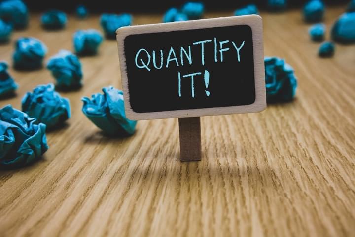 Quantify It!