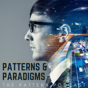 Pattern Podcast Graphic Cover Art
